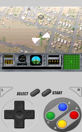 SuperRetro16 SNES emulador