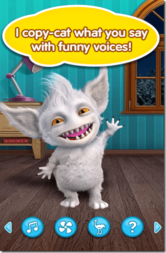 Talking Friend Spooni FREE FUN APK FULL
