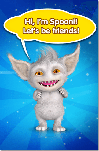 Talking Friend Spooni FREE FUN apk