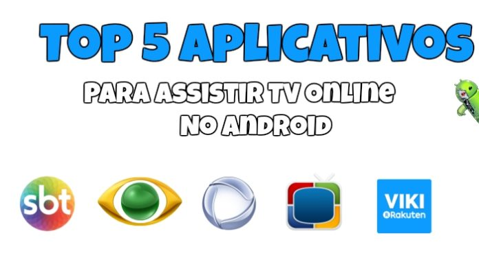 Top 5 Aplicativos Para Assistir TV Online No Android 2016