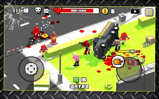 Zombie Breakout Blood & Chao (2)