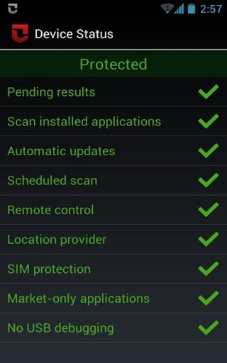 Zoner Mobile Security (2)