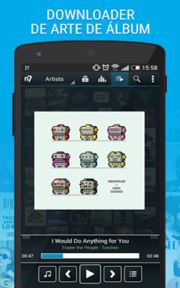 n7player Leitor de Música Premium