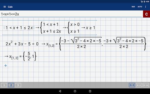 Calculadora Científica Gráfica (2)