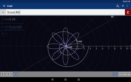 Calculadora Científica Gráfica (6)