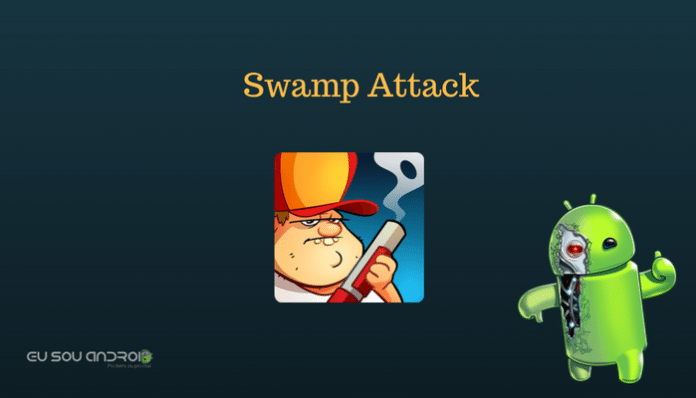 swamp attack mod apk uptodown