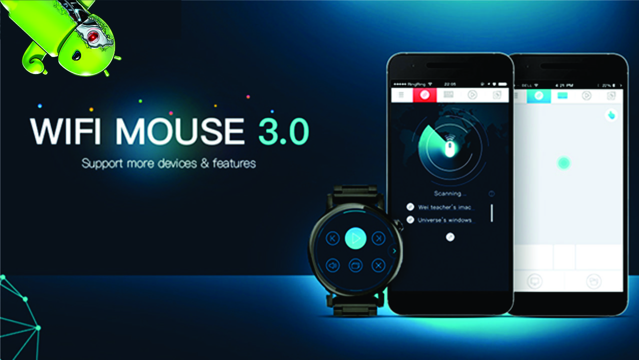 Android mouse pro apk