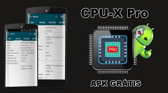 CPU-X Pro