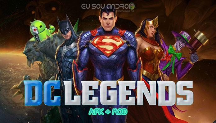 DC Legends v1.10 MOD APK