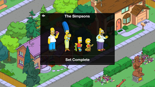 The Simpsons Tapped Out MOD 1