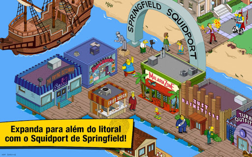 The Simpsons Tapped Out MOD 2
