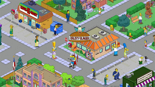 The Simpsons Tapped Out MOD 3