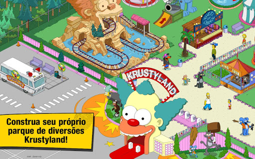 The Simpsons Tapped Out MOD 4