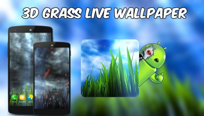 3d Grass Live Wallpaper Full Apk Eu Sou Android