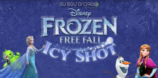 Frozen Free Fall Icy Shot