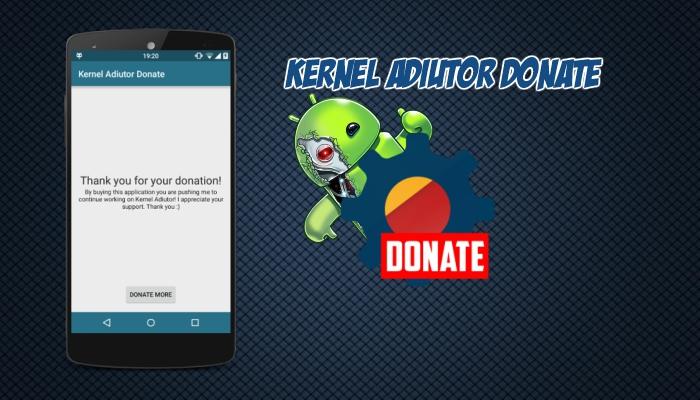 Kernel Adiutor Donate - [ROOT] Full APK - Eu Sou Android