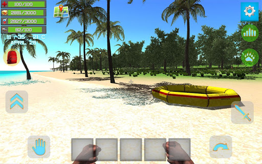 Ocean Is Home Survival Island