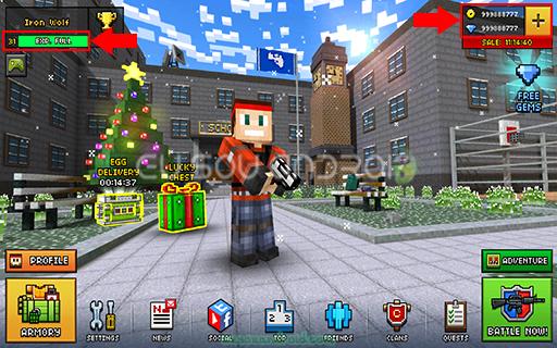 Pixel Gun 3D Pocket Edition