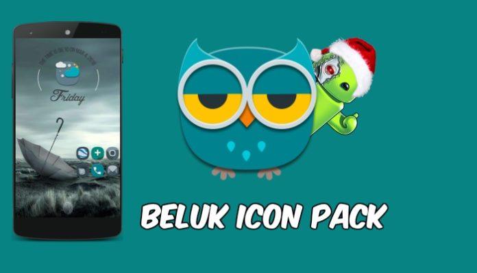 BELUK ICON PACK Full APK - Eu Sou Android