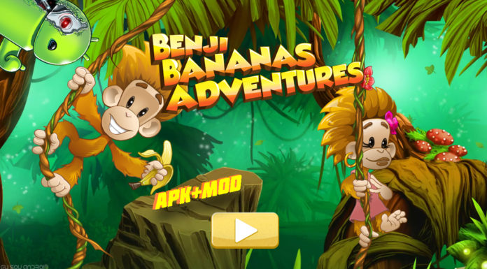Benji Bananas Adventures