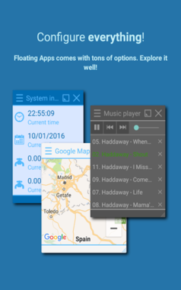 Floating Apps