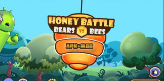 Honey Battle Bears vs Bees