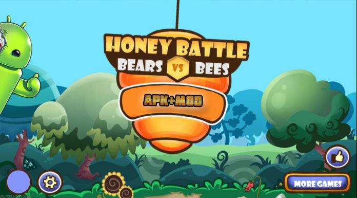 Honey Battle Bears vs Bees