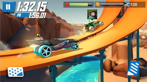 Hot Wheels Race Off 03