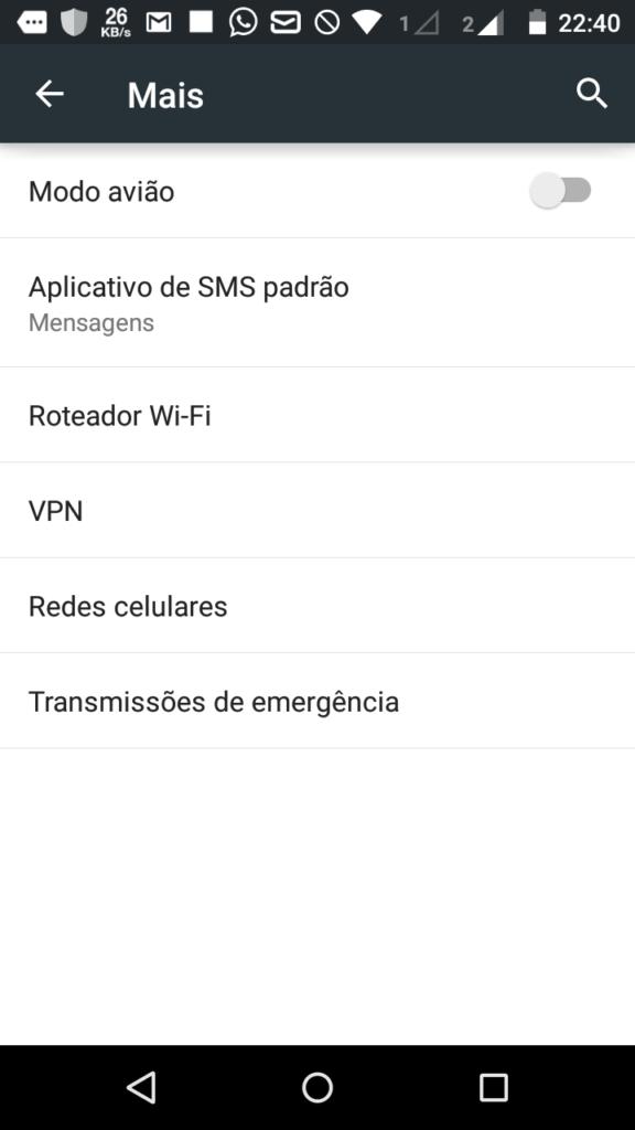 Veja quais operadoras funcionam em determinadas localidades pelo seu Android