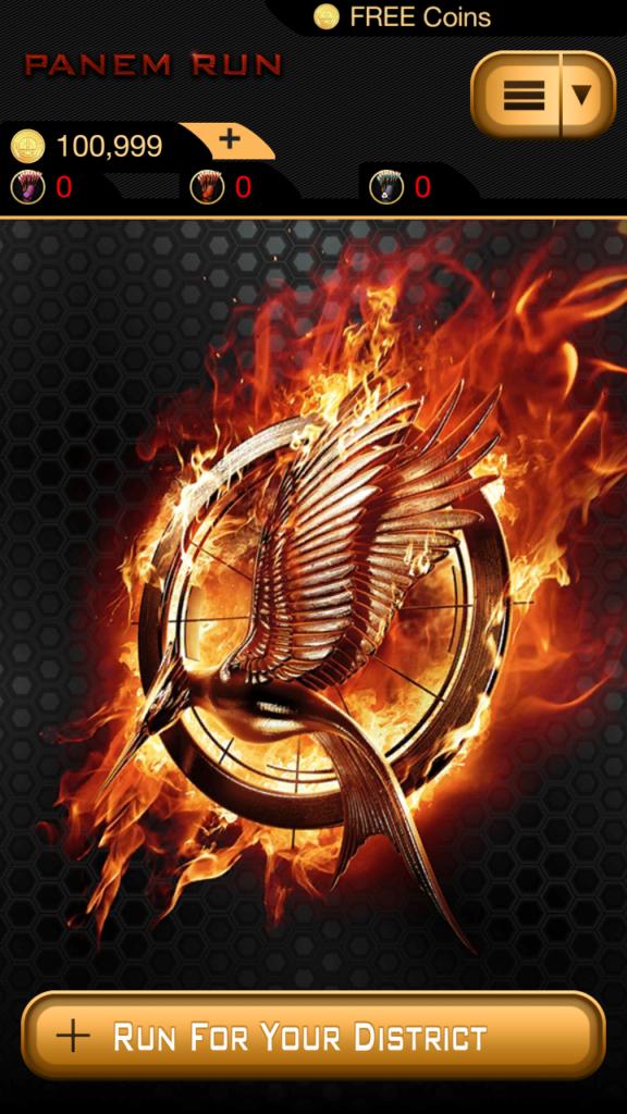 Hunger Games: Panem Run MOD