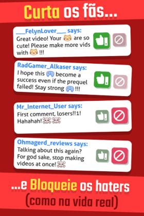 Vlogger Go Viral Clicker