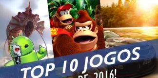 Os Melhores Jogos de 2016