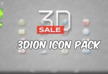 3Dion Icon Pack capa