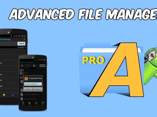 Advanced File Manager PRO