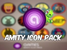 Amity Icon Pack