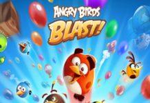 Angry Birds Blast capa