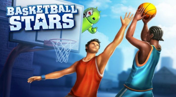 Basketball Stars capa