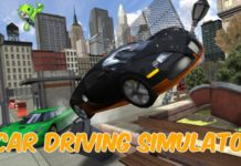 Car Driving Simulator NY