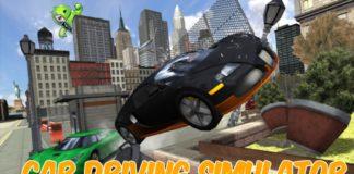 Car Driving Simulator NY