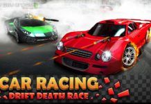 Car Racing Drift Death Race