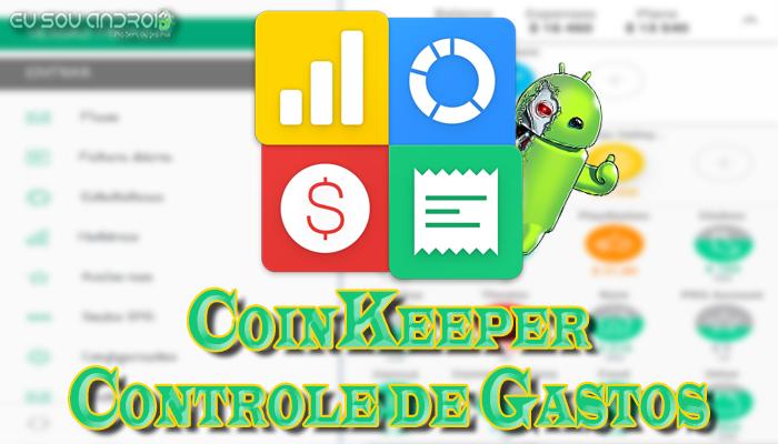 CoinKeeper Controle de Gastos