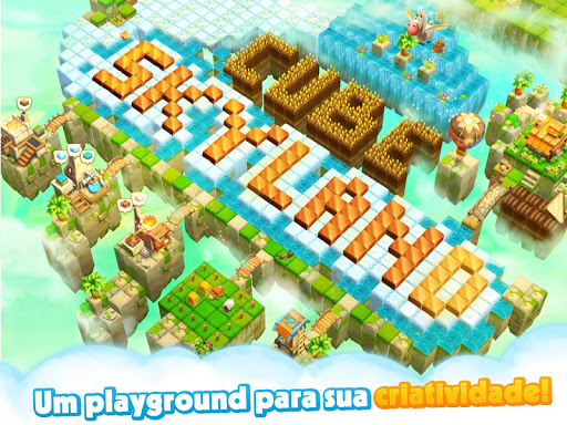 Cube Farm 3D