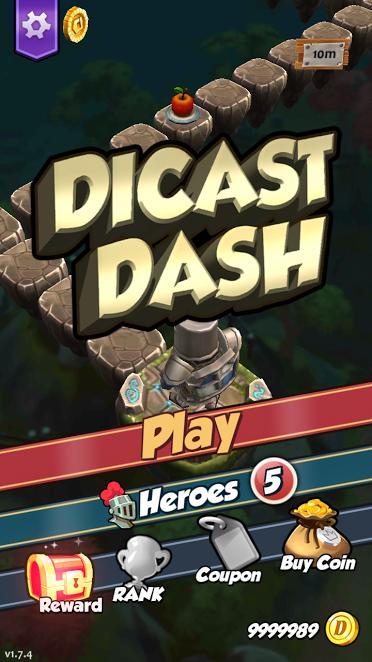 Dicast Dash