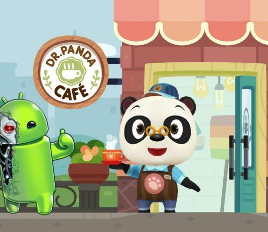Dr. Panda Café