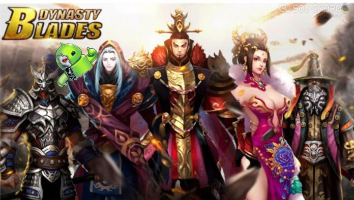 Dynasty Blades Warriors MMO