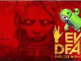 Evil Dead Endless Nightmare