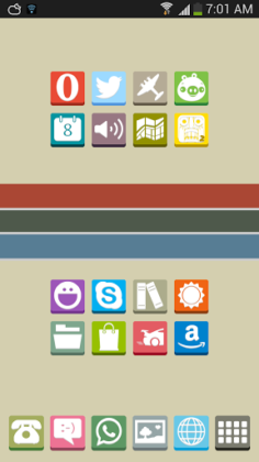 FlatBox Icon Pack