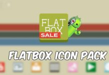 FlatBox Icon Pack capa