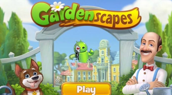 Gardenscapes - New Acres capa