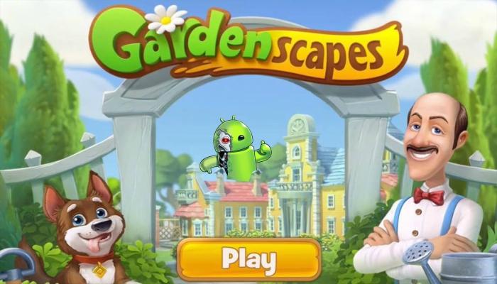 Gardenscapes - New Acres capa